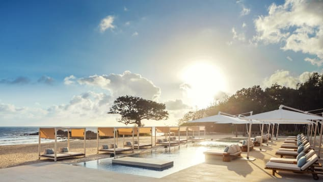 One&Only's new Desaru Coast resort in Malaysia. Courtesy One&Only Resorts