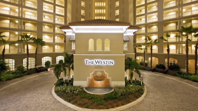 The Westin Cape Coral Resort at Marina Village in Florida will stock guests' refrigerators and pantries with ready-made meals and more. Westin Cape Coral
