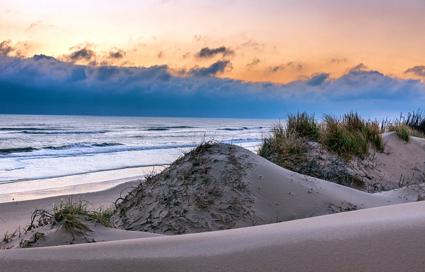 The Outer Banks is a perfect remote work getaway © Allison Jehlicka / Shutterstock